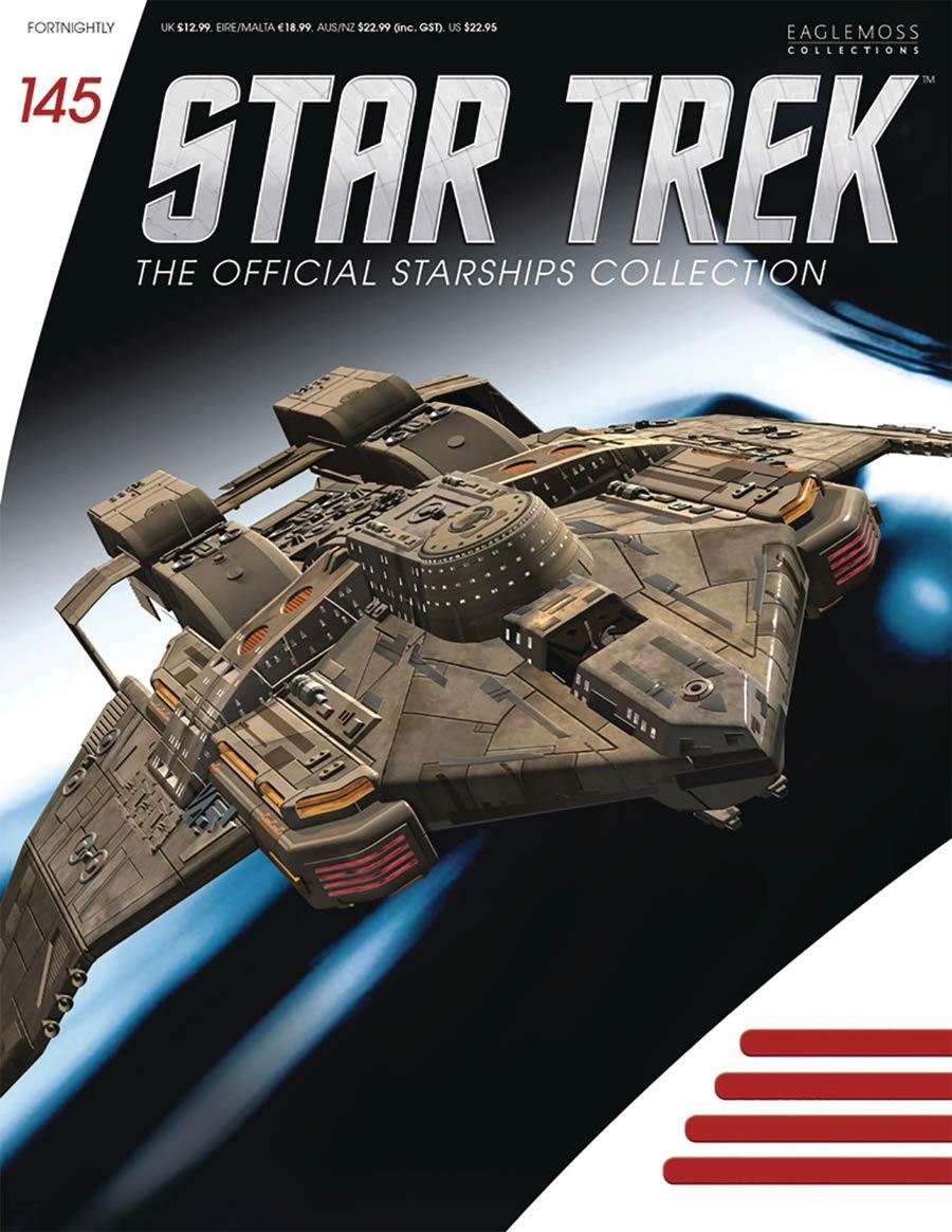 Star Trek Starships Figure Collection Magazine #145 Nightingale