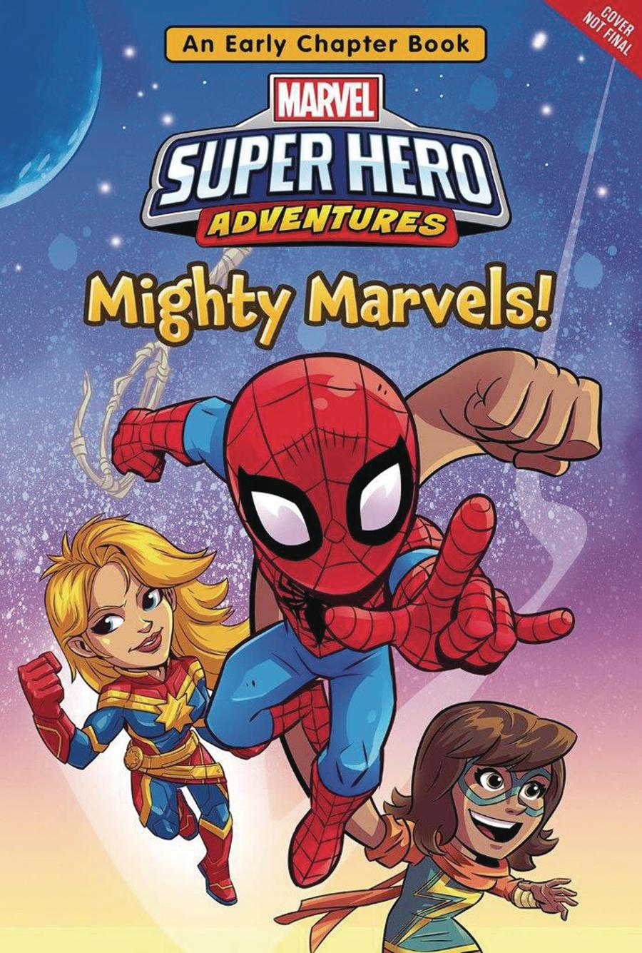 Marvel Superhero Adventures Mighty Marvels SC