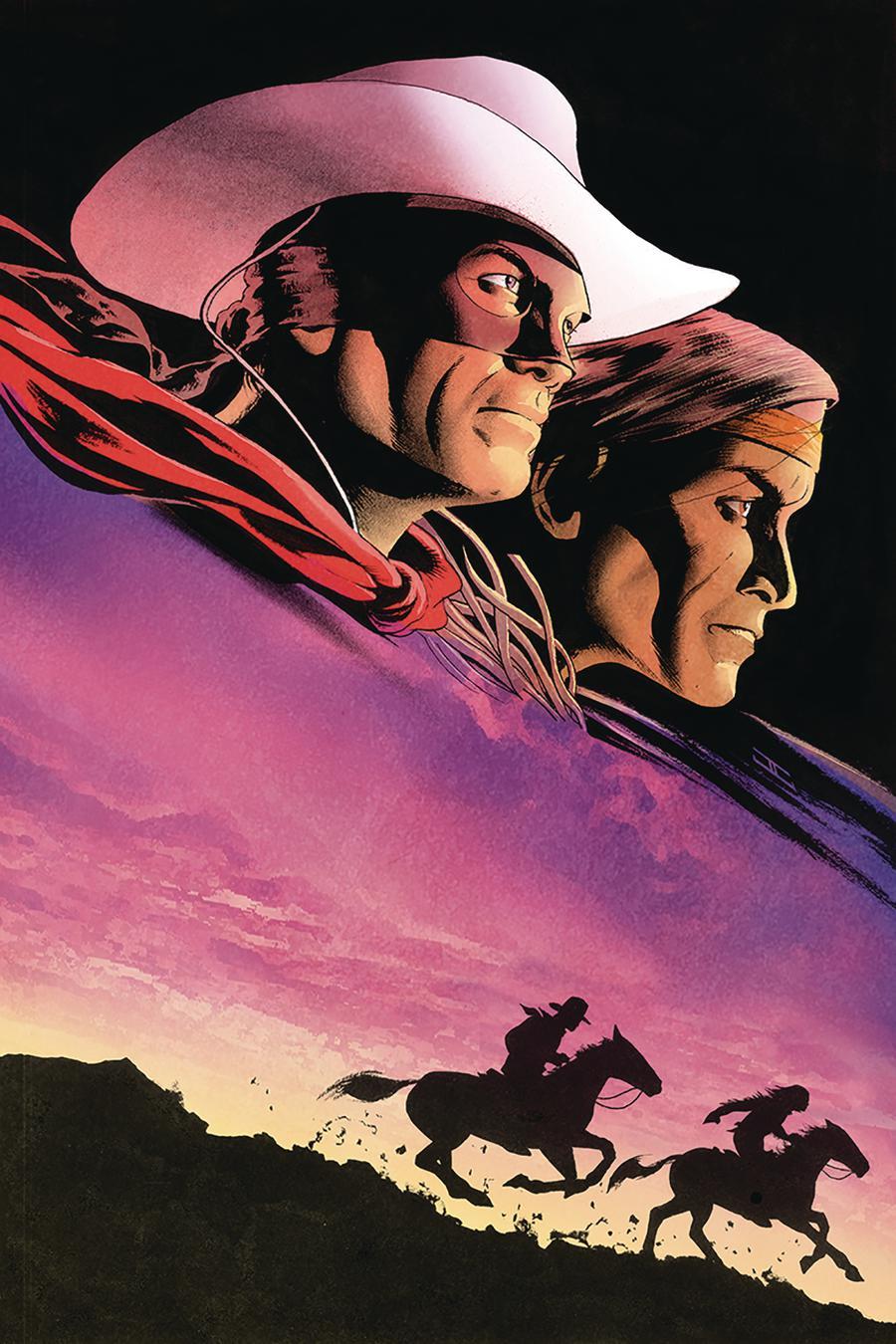 Lone Ranger Vol 6 #5 Cover C Incentive John Cassaday Virgin Cover