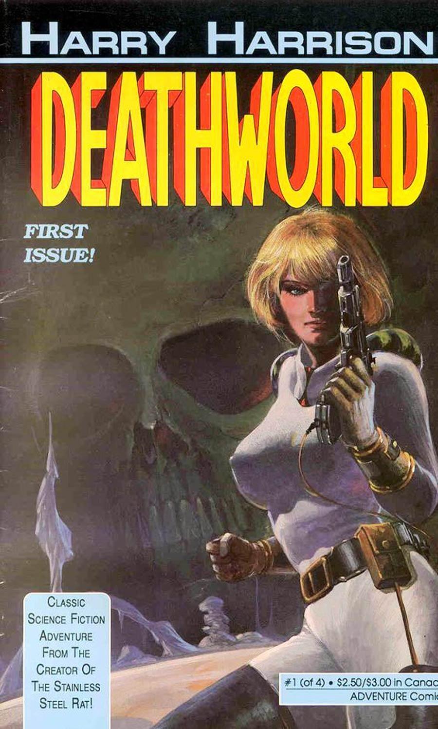 Deathworld #1