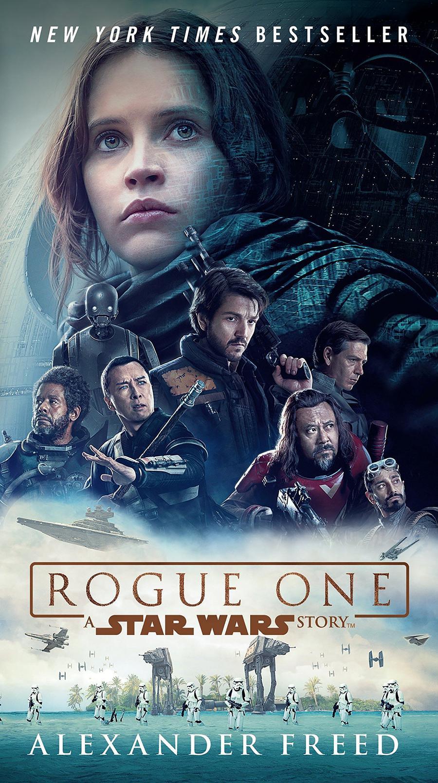 Star Wars Rogue One MMPB