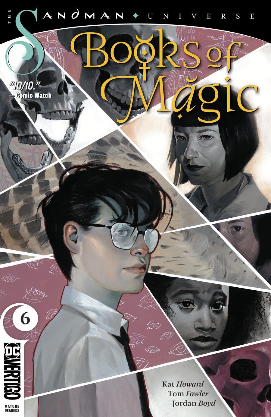 Books Of Magic Vol 3 #6
