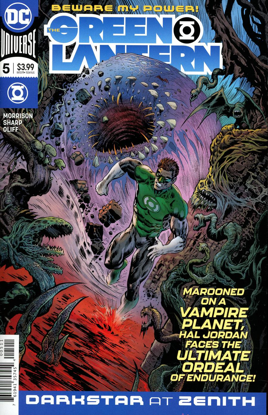 Green Lantern Vol 6 #5 Cover A Regular Liam Sharp Cover