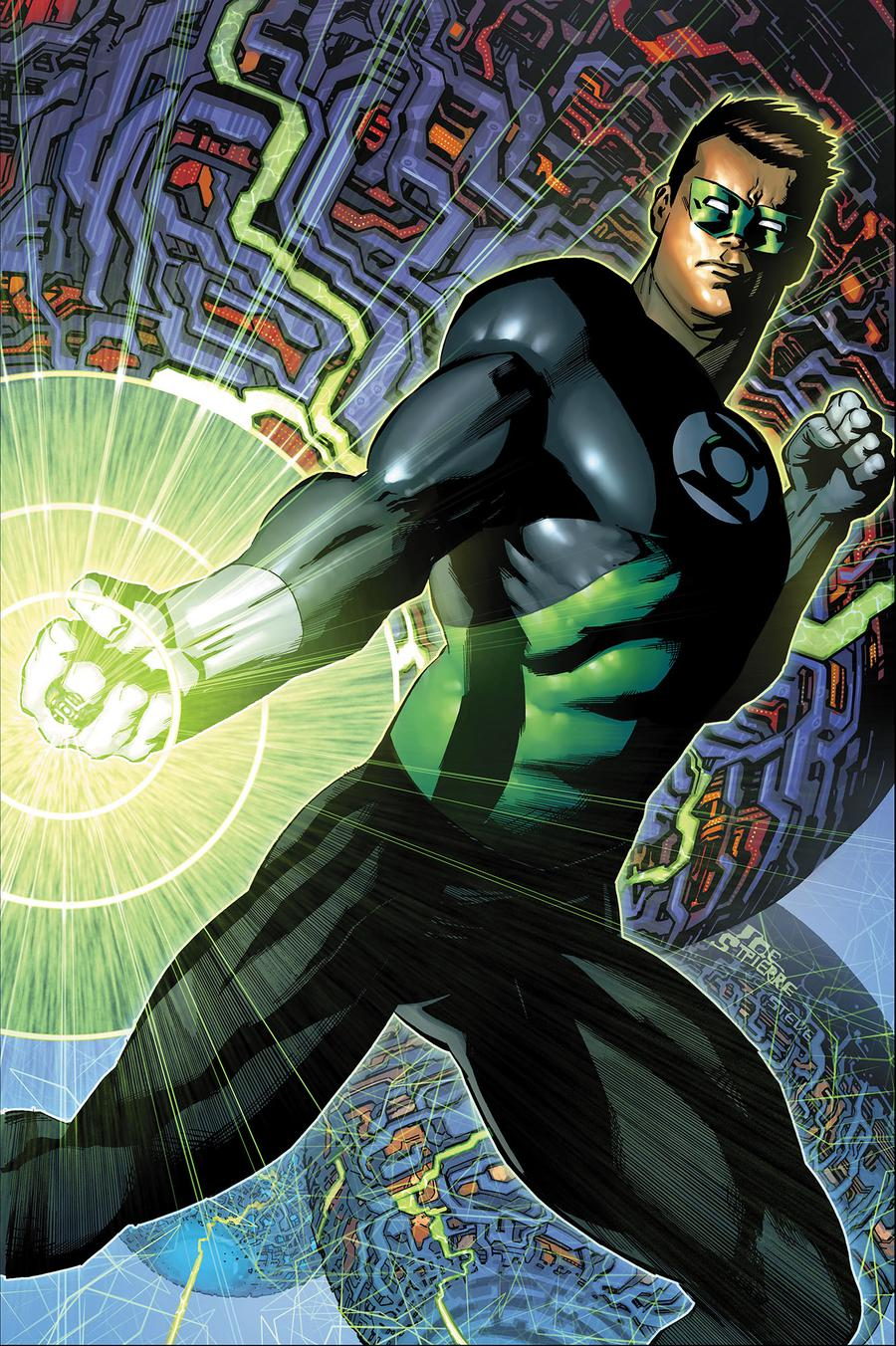 Green Lantern Vol 6 #5 Cover B Variant Joe St Pierre Cover