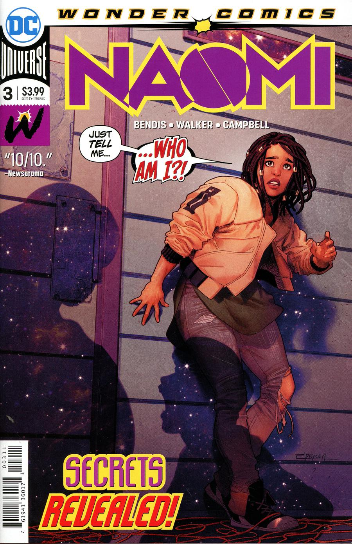 Naomi #3 Cover A 1st Ptg