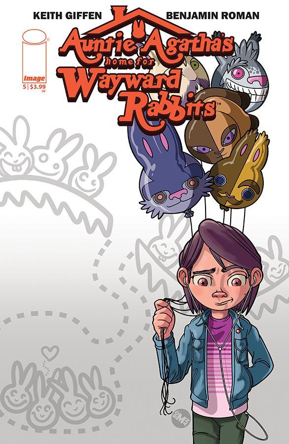 Auntie Agathas Home For Wayward Rabbits #5