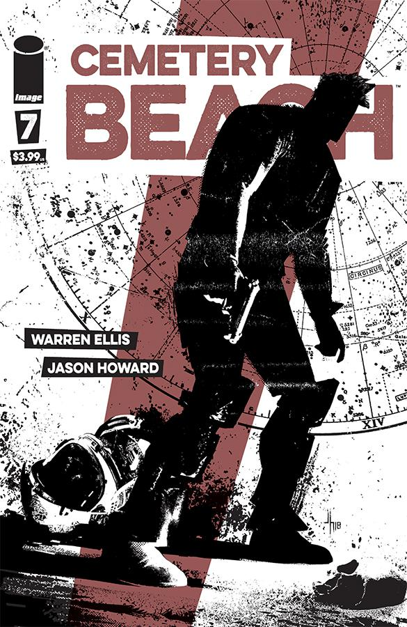 Cemetery Beach #7 Cover A Regular Jason Howard Cover