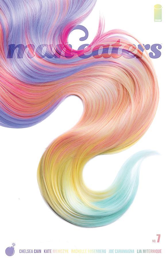 Man-Eaters #7 Cover A Regular Lia Miternique Cover
