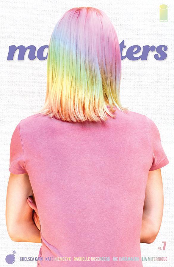 Man-Eaters #7 Cover B Variant Lia Miternique Cover