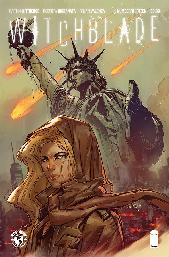 Witchblade Vol 2 #13