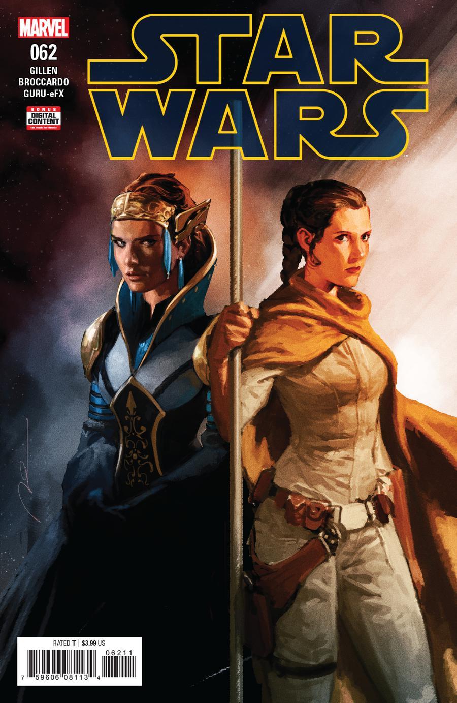 Star Wars Vol 4 #62 Cover A Regular Gerald Parel Cover