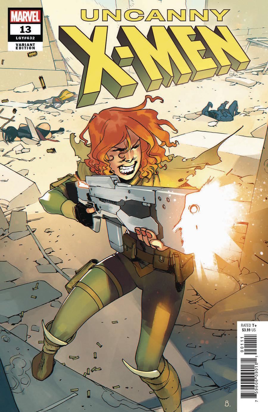 Uncanny X-Men Vol 5 #13 Cover C Variant Bengal Character Cover