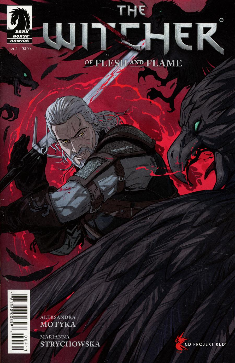 Witcher Of Flesh And Flame #4