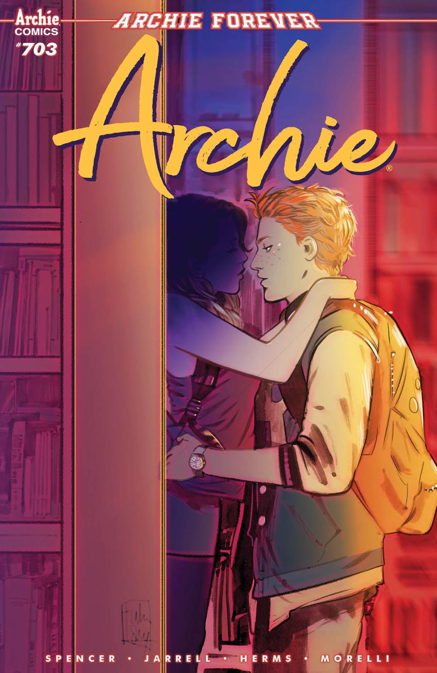 Archie Vol 2 #703 Cover B Variant Tula Lotay Cover