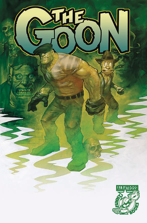 Goon Vol 4 #1 Cover A Regular Eric Powell Cover