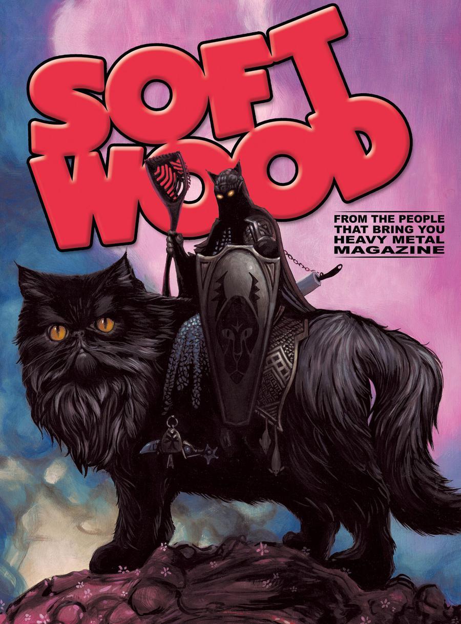 Soft Wood One Shot Cover B Casey Weldon