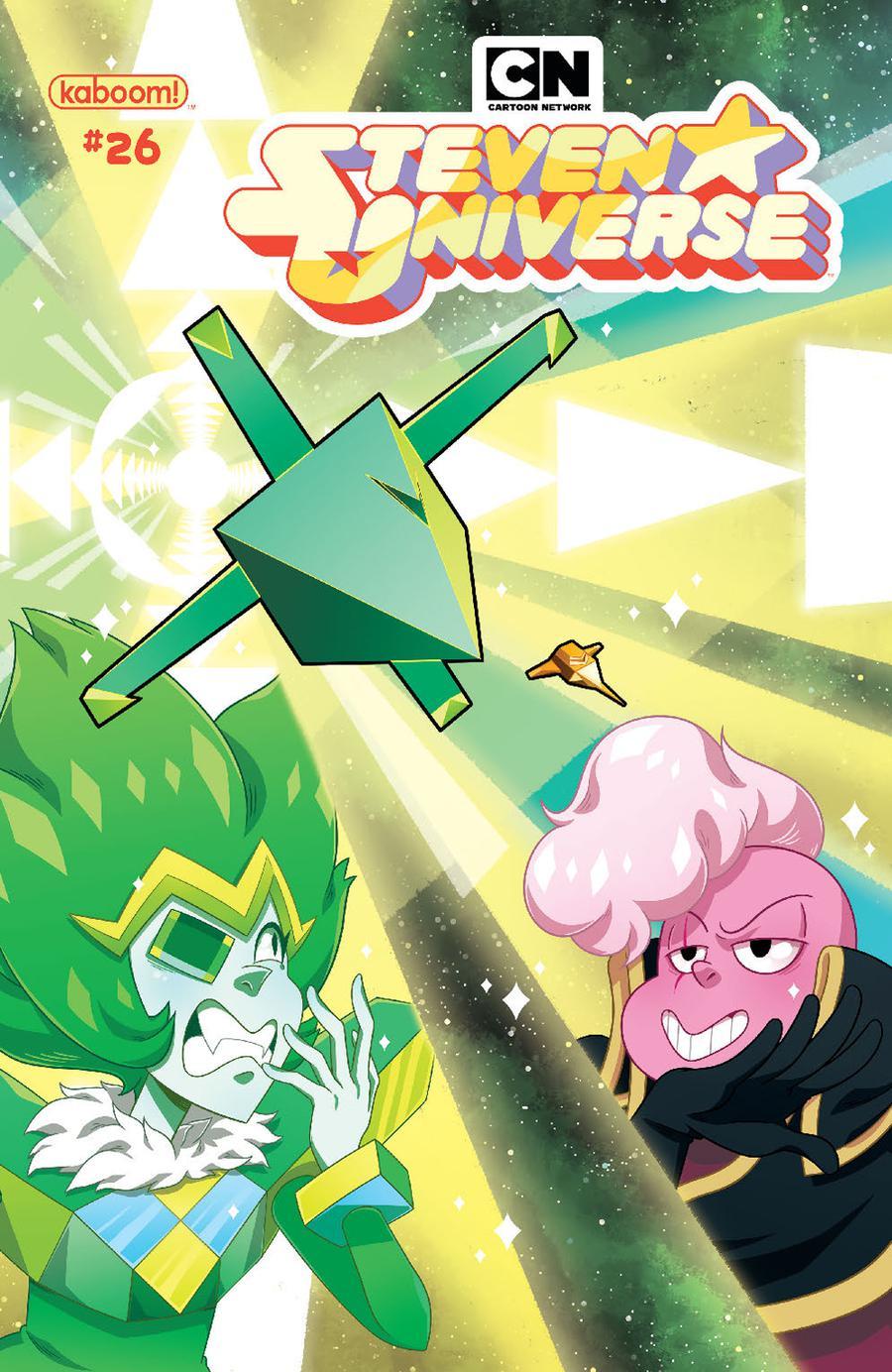 Steven Universe Vol 2 #26 Cover A Regular Missy Pena Cover