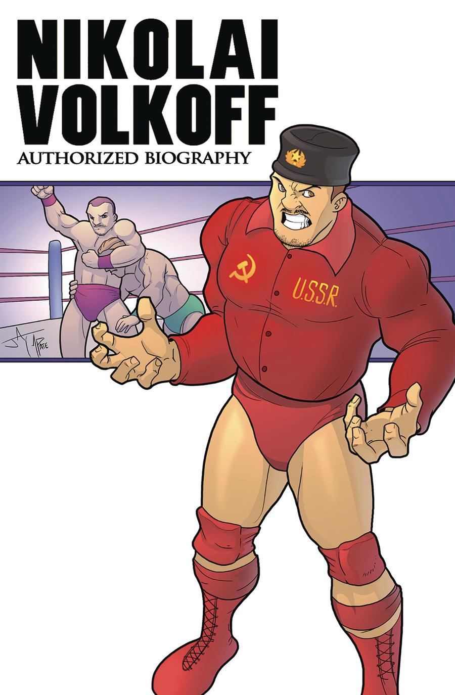 Turnbuckle Titans Nikolai Volkoff #3
