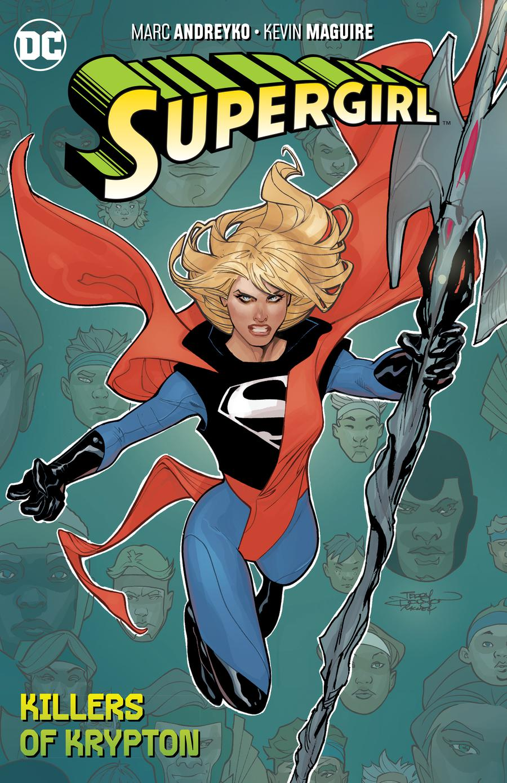 Supergirl (2018) Vol 1 The Killers Of Krypton TP