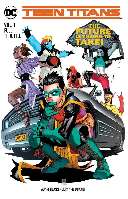 Teen Titans (2018) Vol 1 Full Throttle TP