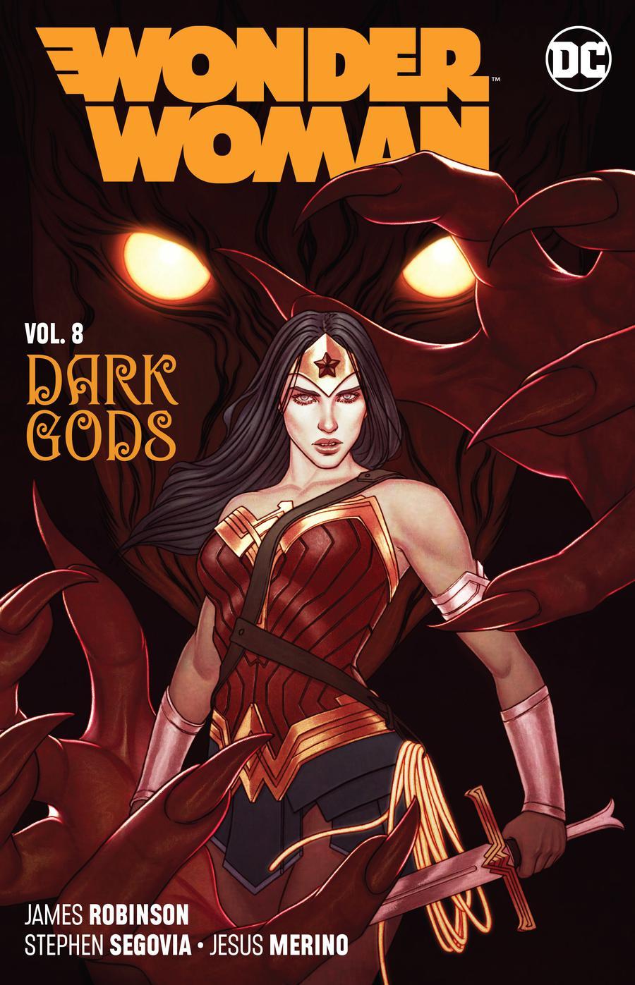 Wonder Woman (Rebirth) Vol 8 Dark Gods TP
