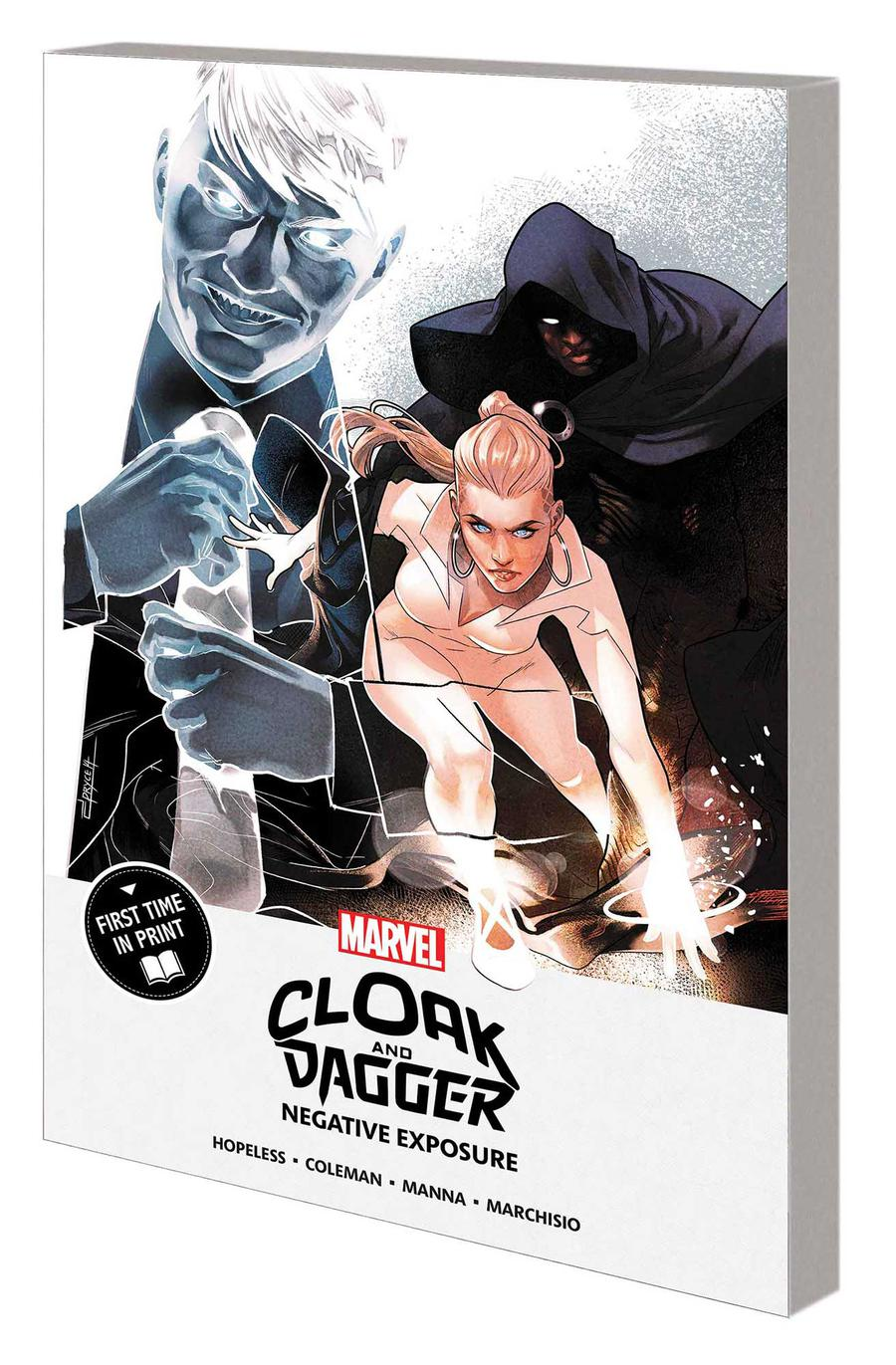 Cloak And Dagger Negative Exposure TP