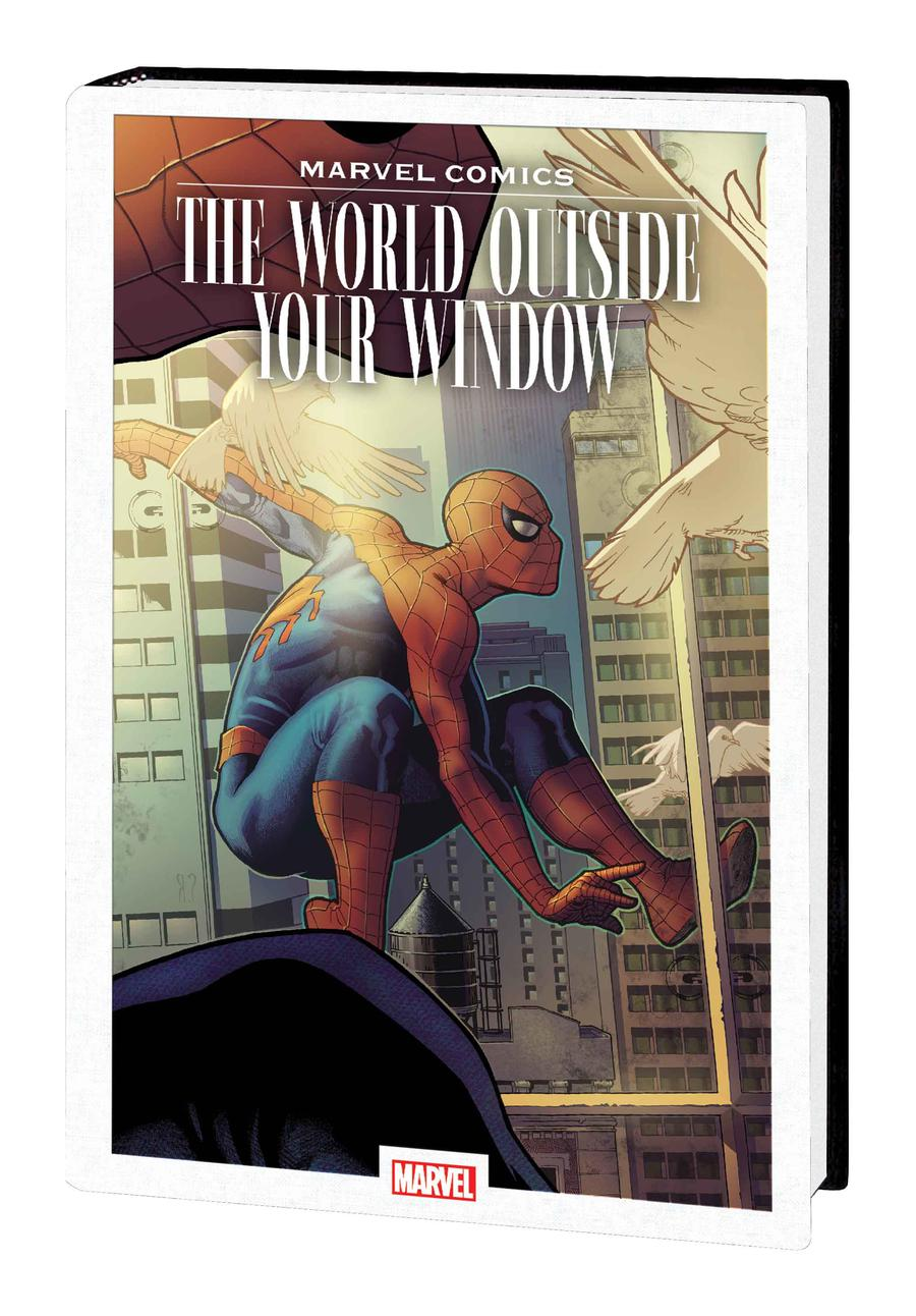 Marvel Comics World Outside Your Window HC