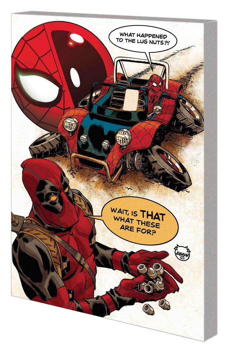 Spider-Man Deadpool Vol 8 Road Trip TP