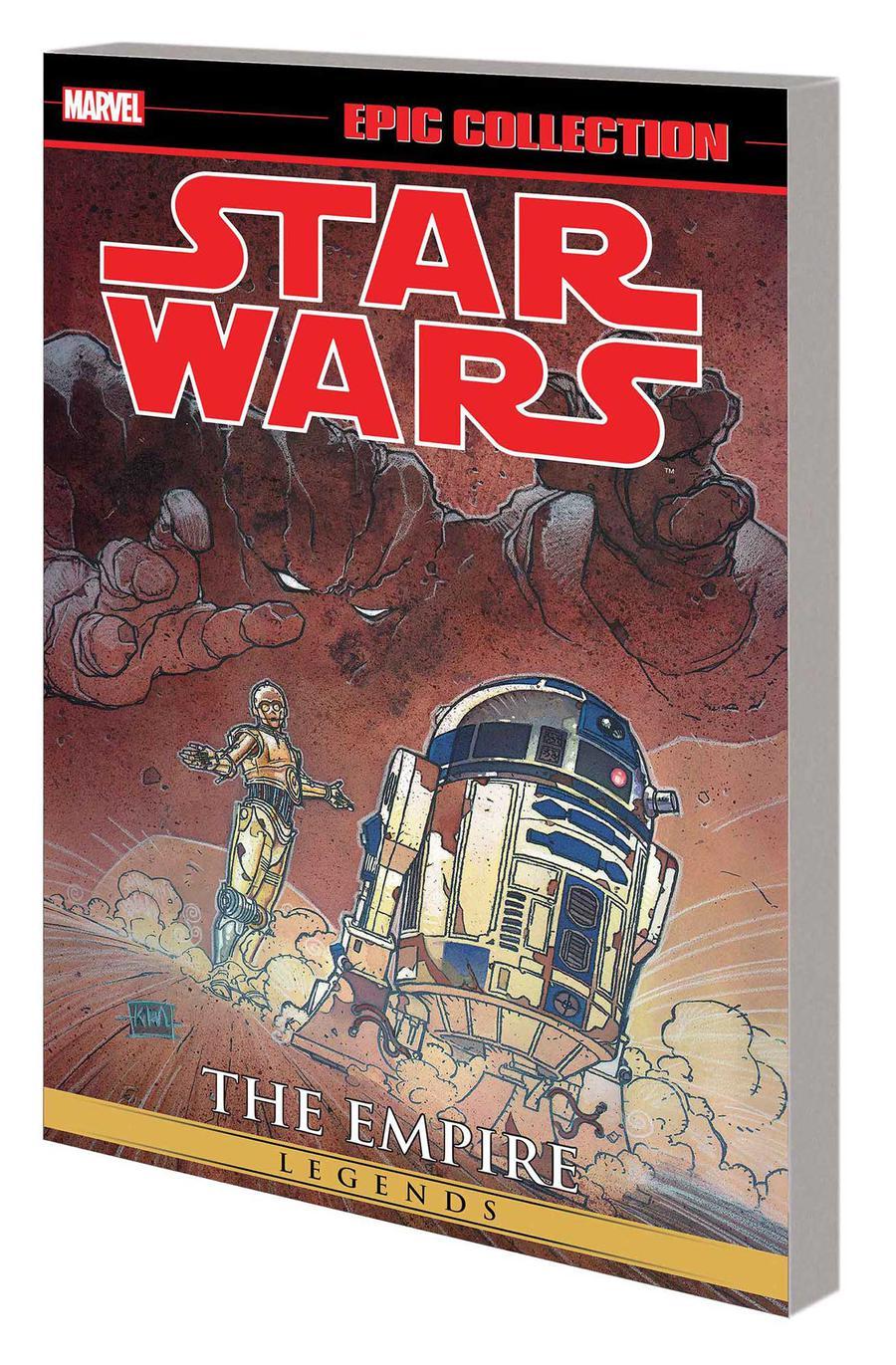 Star Wars Legends Epic Collection Empire Vol 5 TP