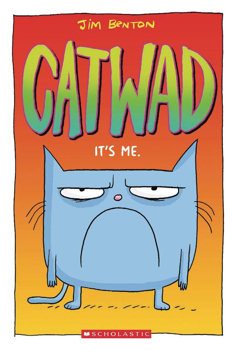 Catwad Vol 1 Its Me GN