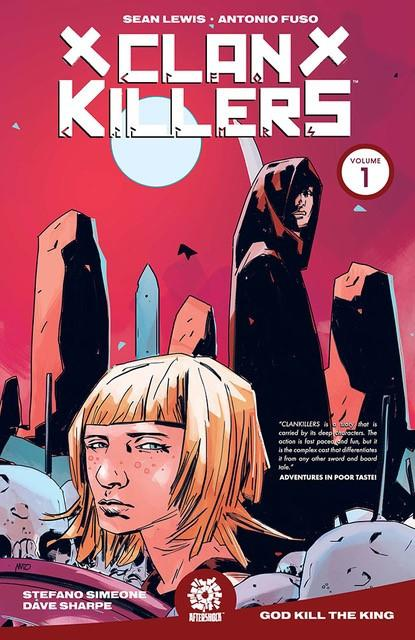 Clankillers Vol 1 Celtic Blood TP