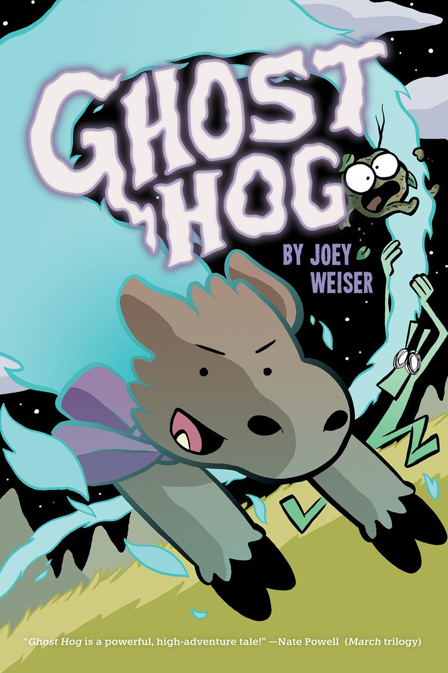 Ghost Hog TP
