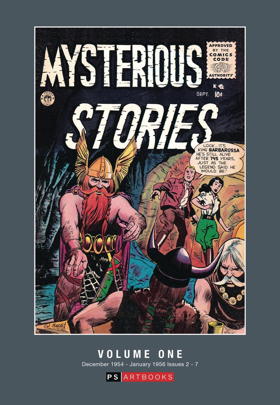 Mysterious Stories Vol 1 HC