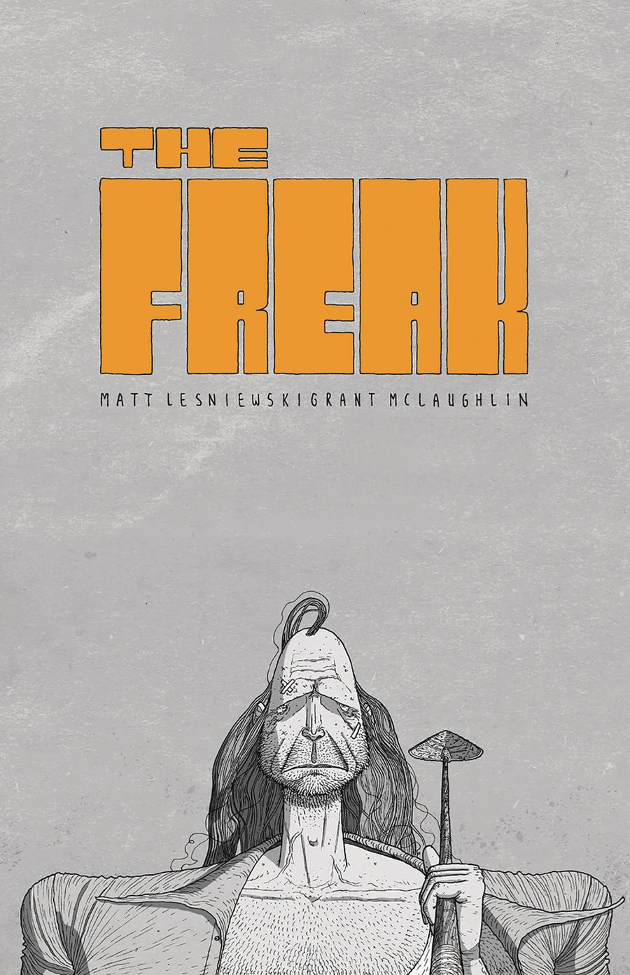Freak GN (Adhouse Books)