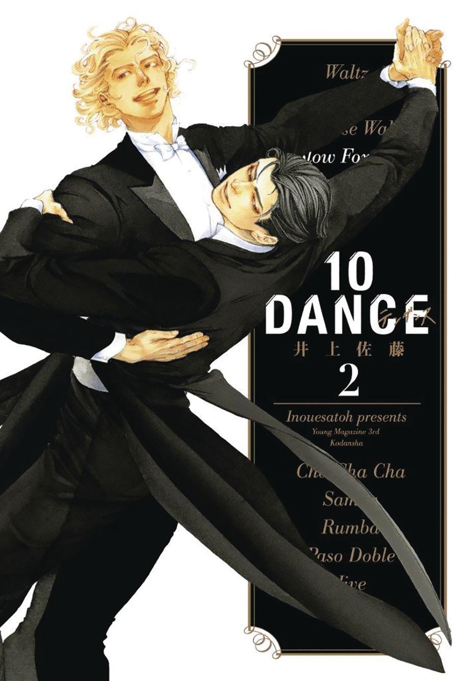 10-Dance Vol 2 GN
