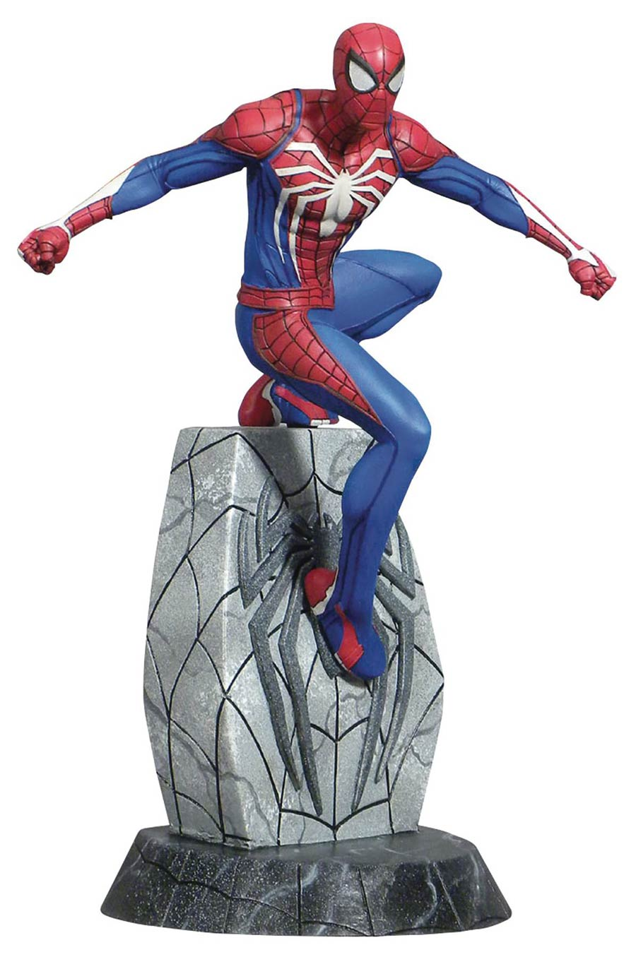Marvel Video Game Gallery Spider-Man PS4 PVC Statue