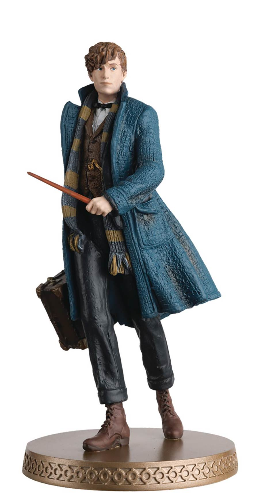 Wizarding World Figurine Collection #4 Newt Scamander