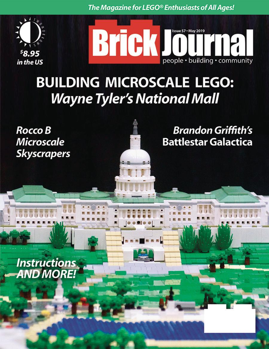 Brickjournal #57