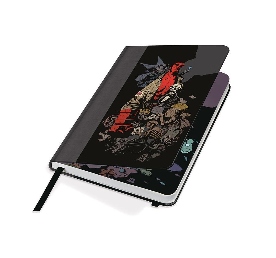 Hellboy Journal