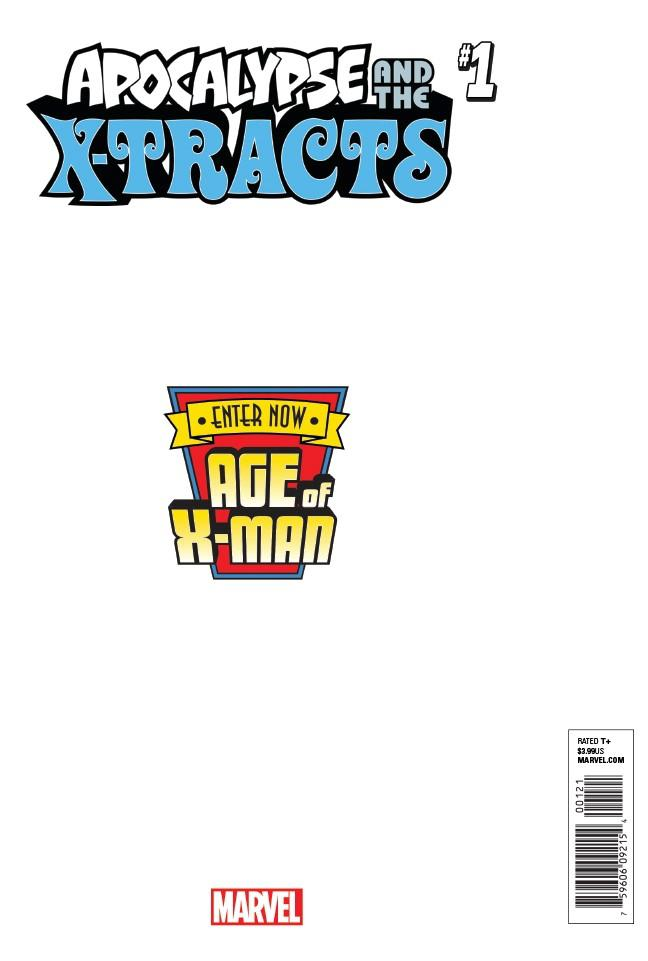 Age Of X-Man Apocalypse And The X-Tracts #1 Cover C Variant Carlos Pacheco Secret Cover With Polybag