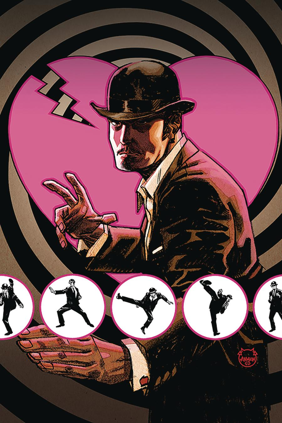 James Bond 007 #5 Cover E Incentive Dave Johnson Virgin Cover