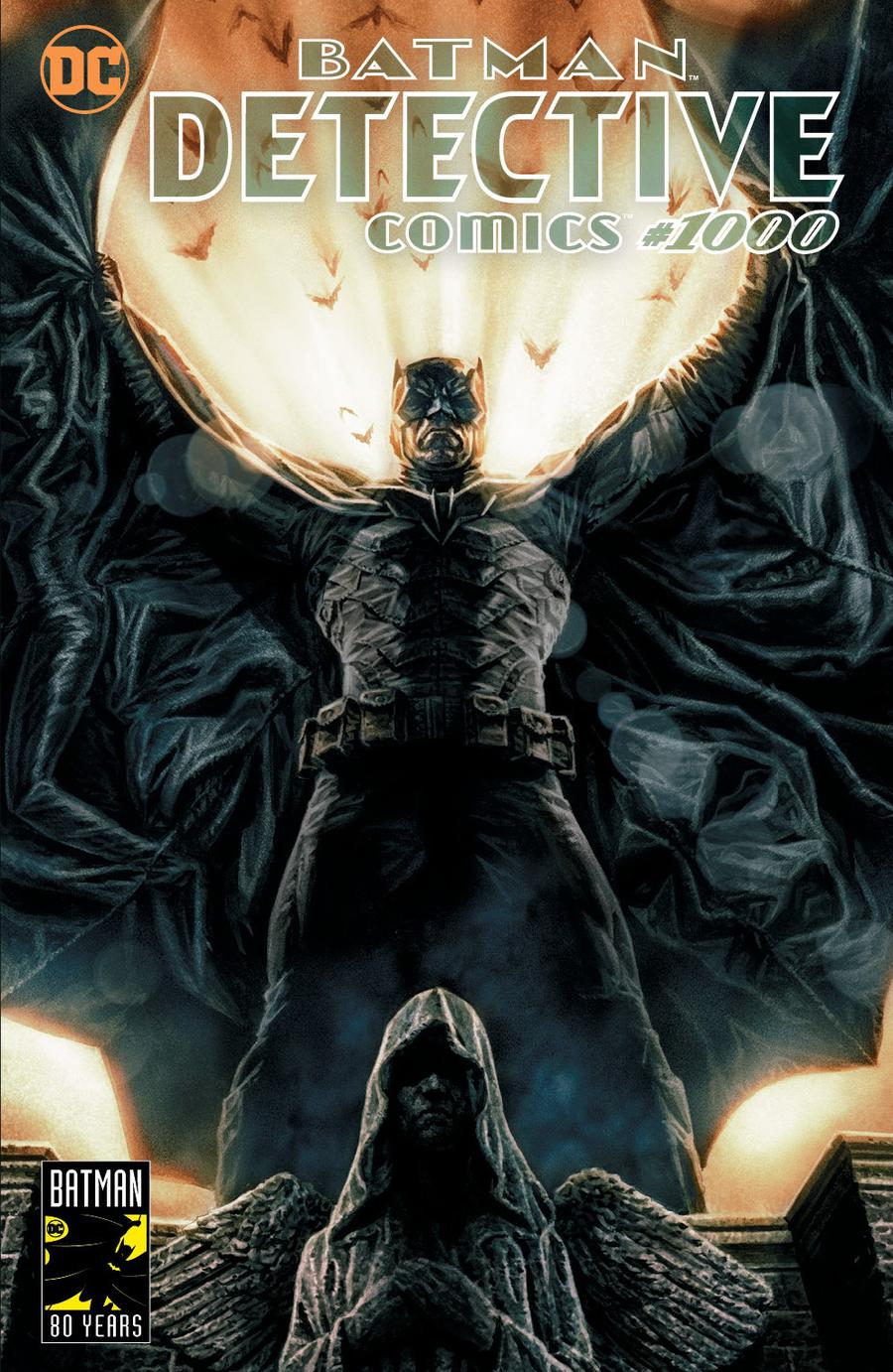 Detective Comics Vol 2 #1000  Midtown Exclusive Cover A Lee Bermejo Variant Cover