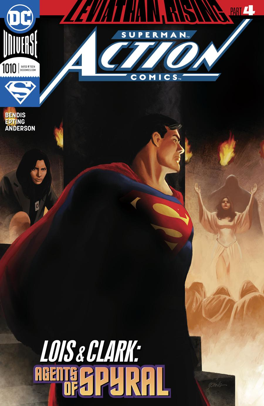 Action Comics Vol 2 #1010 Cover A Regular Steve Epting Cover