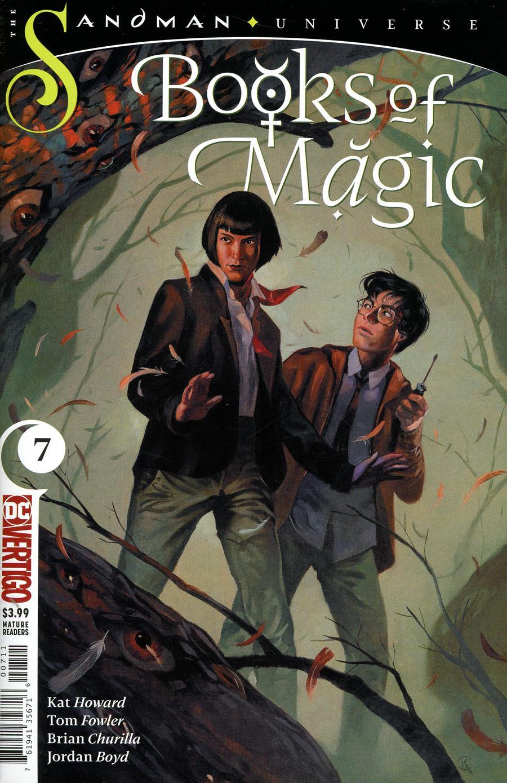Books Of Magic Vol 3 #7