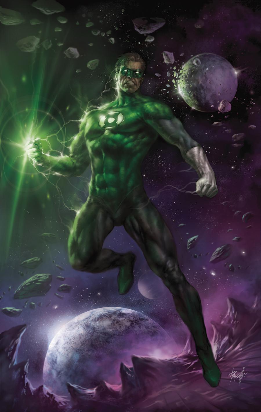 Green Lantern Vol 6 #6 Cover B Variant Lucio Parrillo Cover