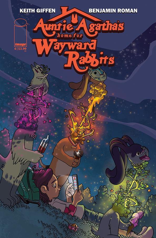 Auntie Agathas Home For Wayward Rabbits #6