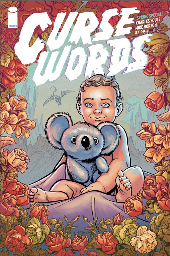 Curse Words Spring Has Sprung Special One Shot Cover B Variant Mike Norton Cover