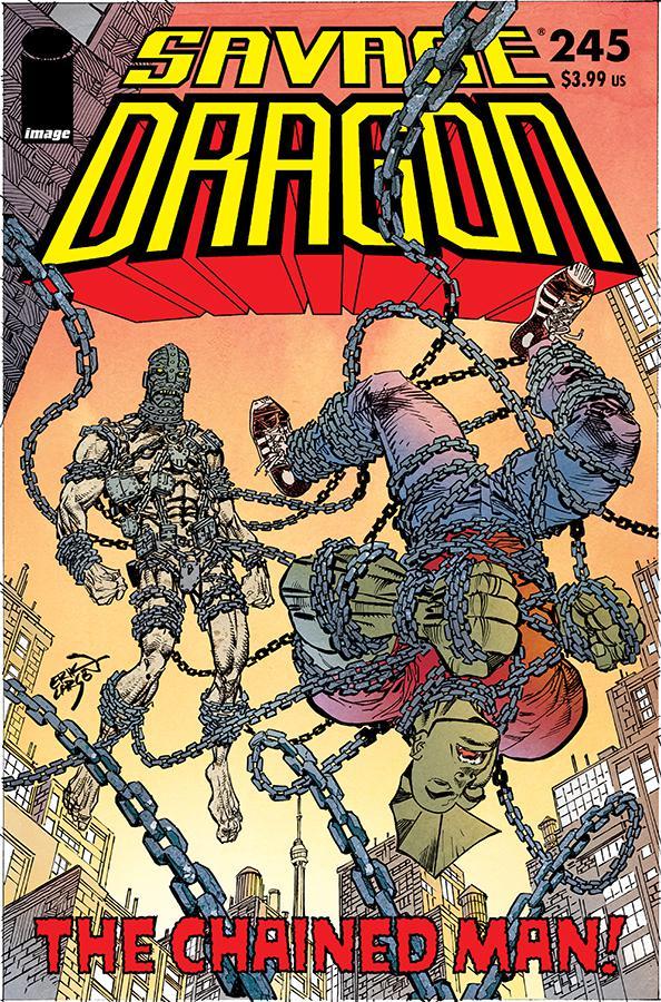 Savage Dragon Vol 2 #245