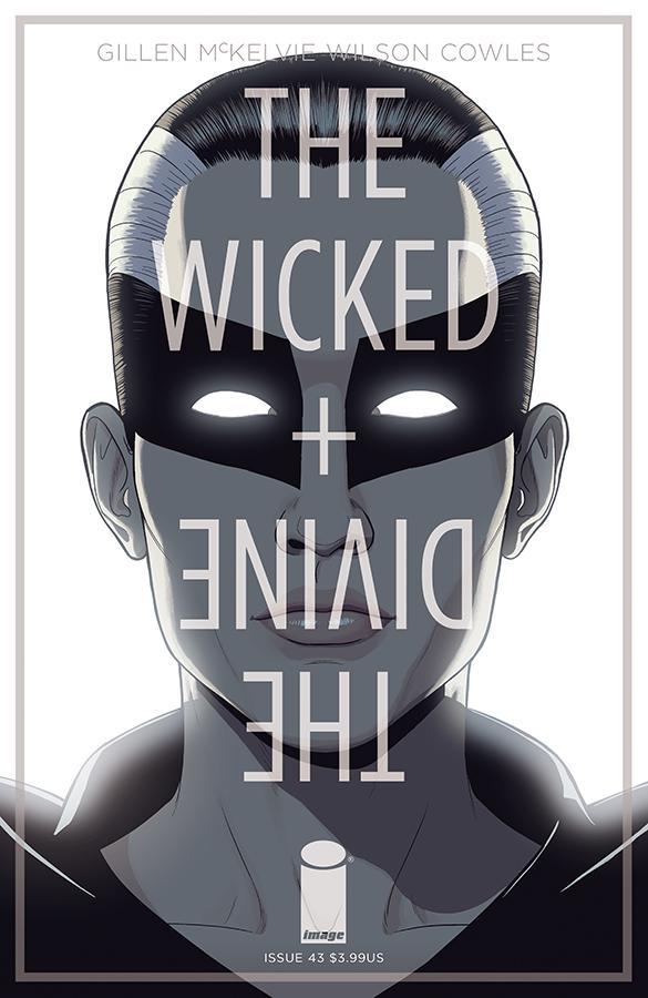 Wicked + The Divine #43 Cover A Regular Jamie McKelvie & Matt Wilson Cover