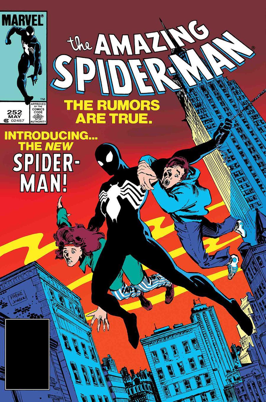 Amazing Spider-Man #252 Cover C Facsimile Edition 1st Ptg